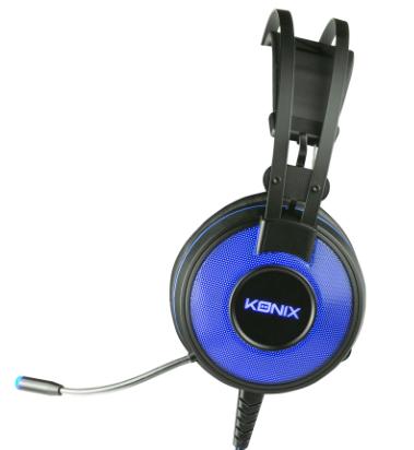 Casque Konix PS-U700 pour PS4 - Son 7.1