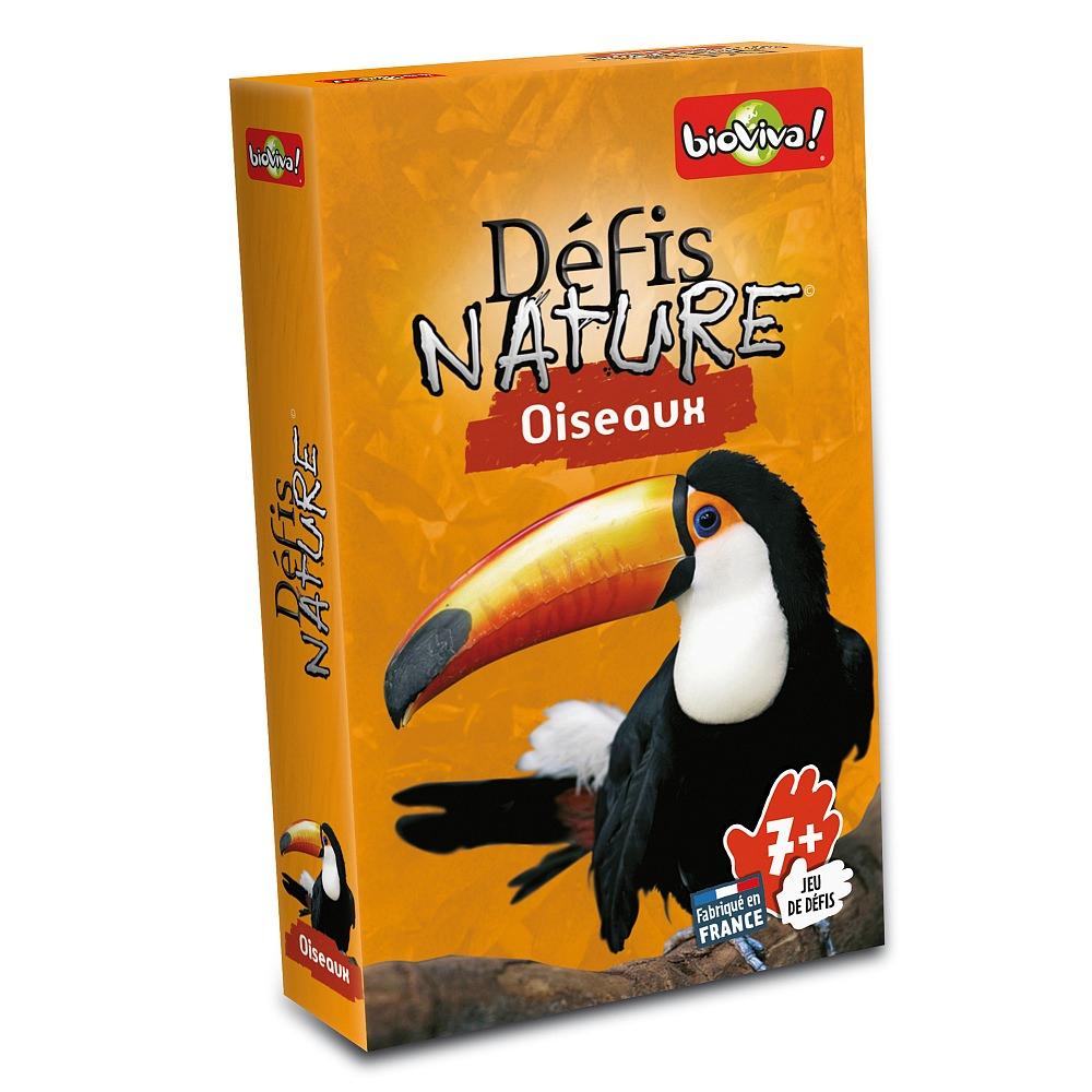 Defis nature oiseaux