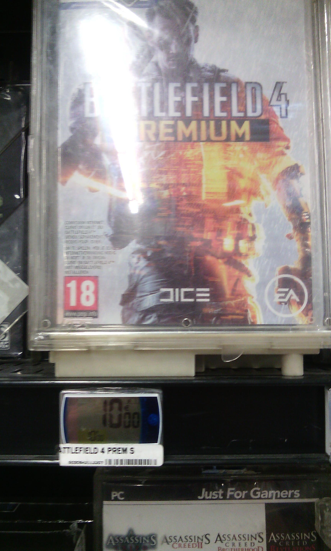 Battlefield 4 Premium (Jeu non inclus) sur PC