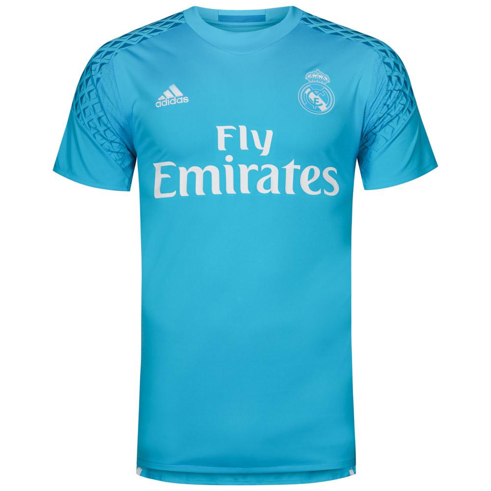 Maillot de gardien de but Adidas Real Madrid pour Homme