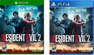 (Pré-commande) Resident Evil 2 Édition Bonus sur PS4 & Xbox One
