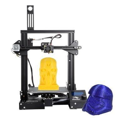 Imprimante 3D Ender 3 Pro - Noir (Entrepôt DE)