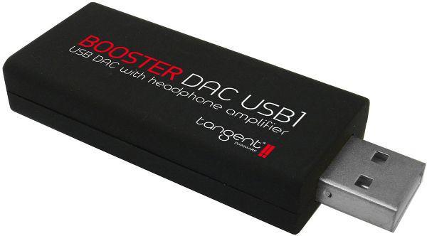 DAC Audio USB Tangent Booster DAC1