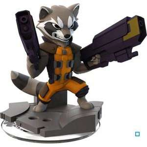5 Figurines Disney Infinity (Ex : Rocket Raccoon + Fleche + Ralph + Barbossa + Martin)
