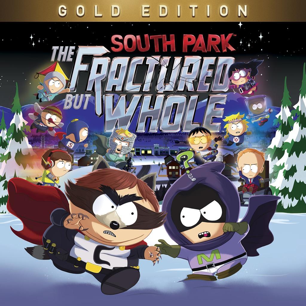 South Park: L'Annale du Destin - édition gold sur PC (Dématérialisé - Uplay)