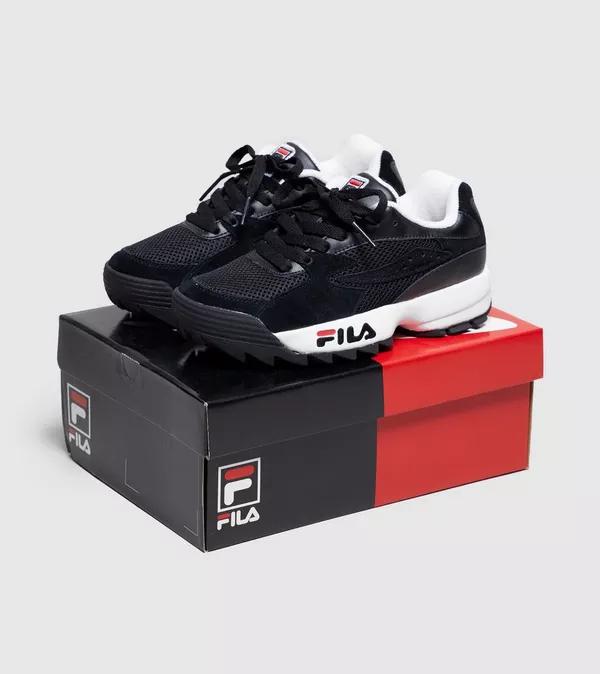 Chaussures Fila Mindruptor Hybrid - Blanc ou Noir, taille au choix