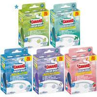 Lot de 2 Canard Fresh Discs plusieurs variétés au choix gratuits (BDR et shopmium)
