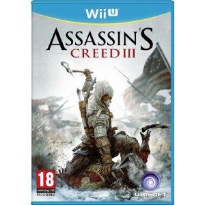 Jeu Assassin's Creed 3 (Wii U, X360, PS3)