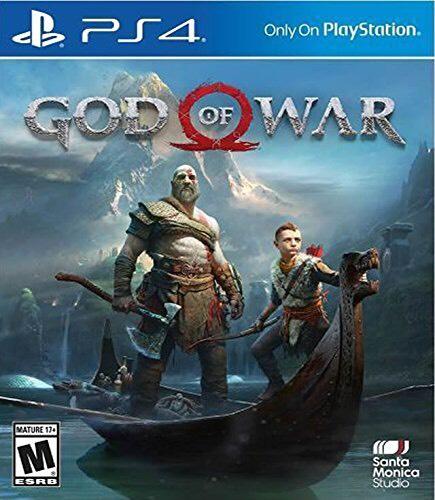 God of War sur PS4 (Dématérialisé - Store US)