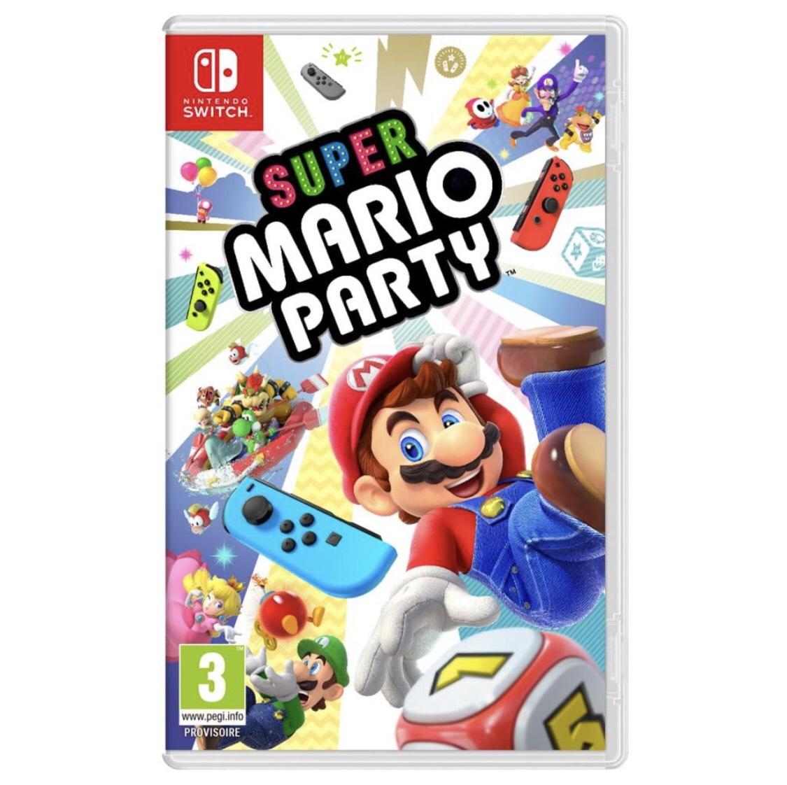 Super Mario Party sur Nintendo Switch - Courtine (84)