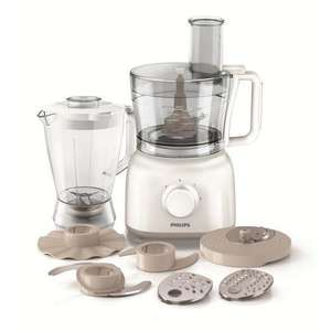 Robot ménager Philips HR7628/00 Daily Collection 650 W Blanc + Blender