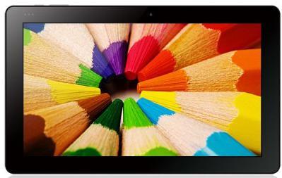 "Tablette 10.6"" Chuwi Vi10 64GB (Windows 8.1 + Android 4.4, Intel Z3736F 2.13GHz) + Cover offerte"