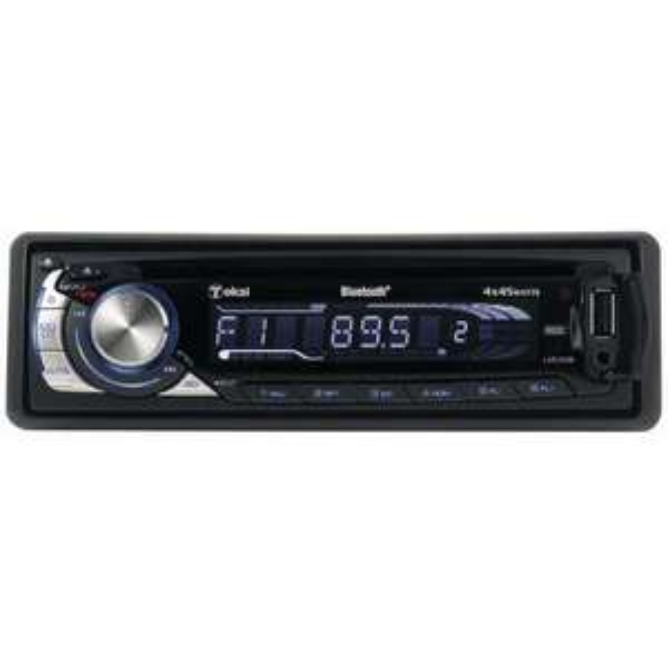 Autoradio Bluetooth / USB / CD Tokai  LAR-353B (retrait en magasin)