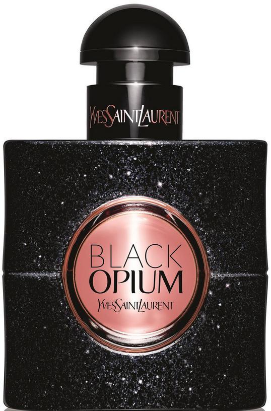 Échantillon du parfum Black Opium d'Yves Saint Laurent