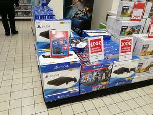 Console Sony PS4 Slim - 500 Go - Kirchberg (Frontaliers Luxembourg)