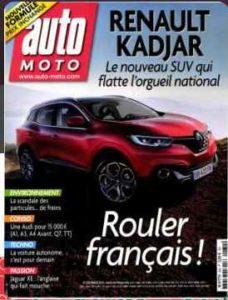 Abonnement 1 an au Magazine Auto Moto (10 numéros)