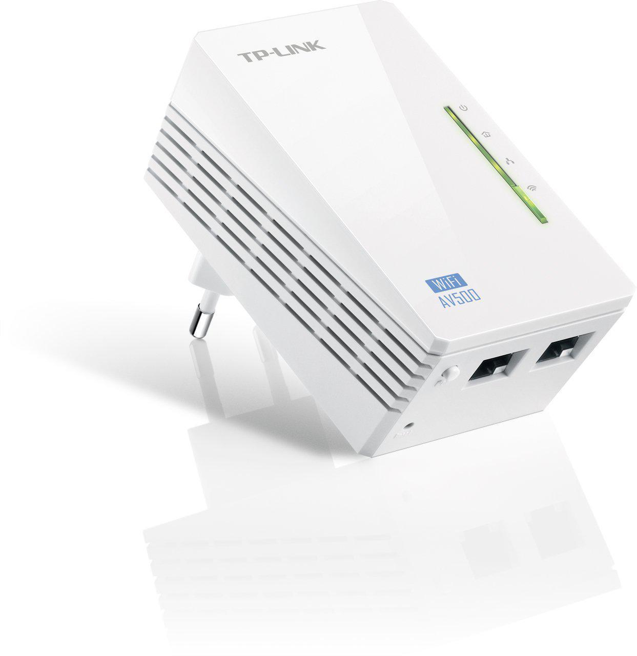 Un adaptateur CPL WiFi TP-link TL-WPA4220 offert pour l'achat d'un kit CPL TP-Link 1200 Mbps