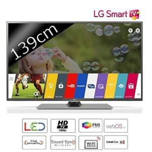 """Téléviseur 55"""" LG 55LF652V Smart TV Full HD 3D (Paire de lunettes 3D incluse)"""