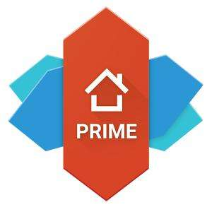 Application Nova Launcher Prime (version Premium)