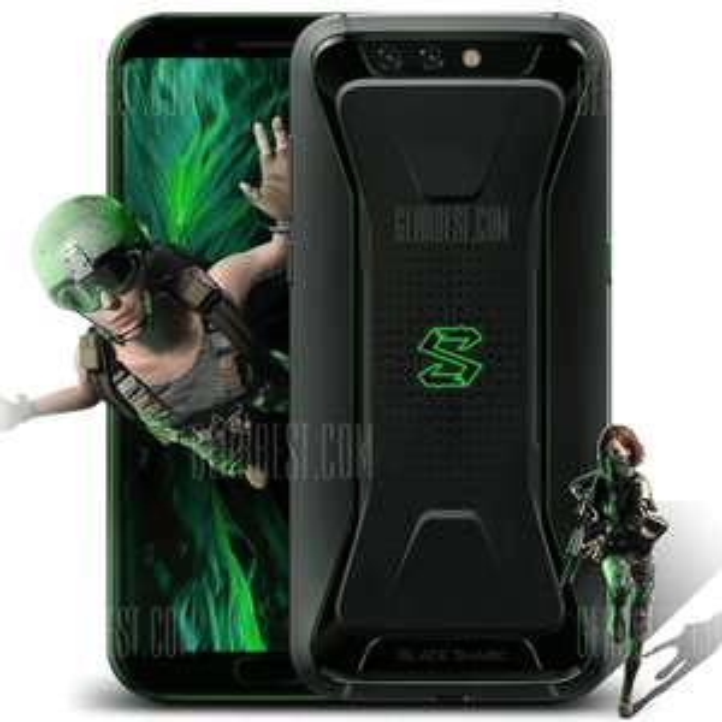 "Smartphone 5.99"" Xiaomi Black Shark Global Version - 4G (B20), Full HD+, SnapDragon 845, RAM 8Go, 128Go"