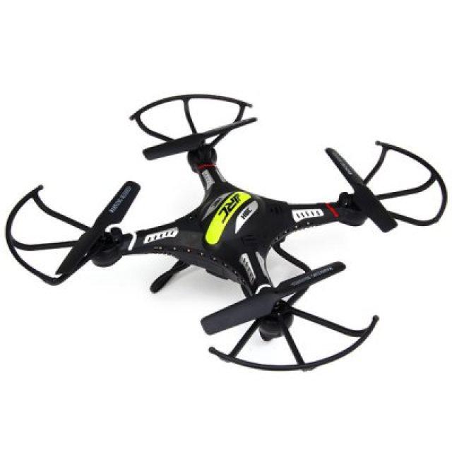 Drone JJRC H8C - 4 Channel 6 Axis Gyro 2.4GHz 4 rotors avec caméra 0.3 MP