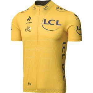Maillot vélo homme Le coq sportif - Maillot jaune Tour de France 2015