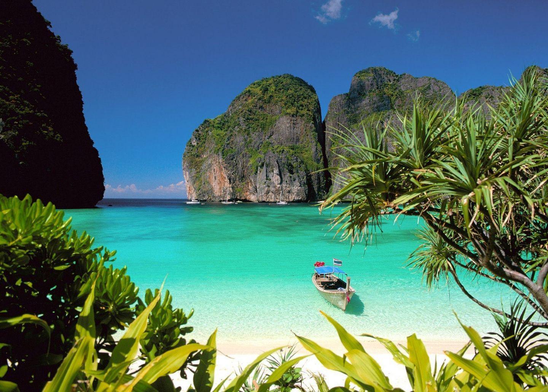 Vols A/R Paris CDG <-> Phuket dès février 2016