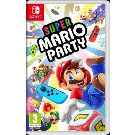 Super Mario Party sur Nintendo Switch (44.98€ avec le code WELKOM2658)