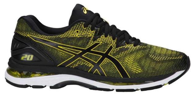 Chaussures de running Asics Nimbus 20 - différents coloris et tailles