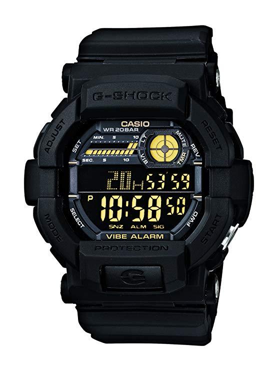 Montre Casio G-Shock GD-350-1BER - Noir