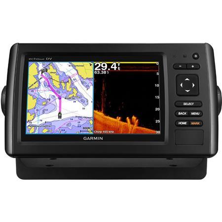 Sondeur/GPS couleur Garmin Echomap - 72CV