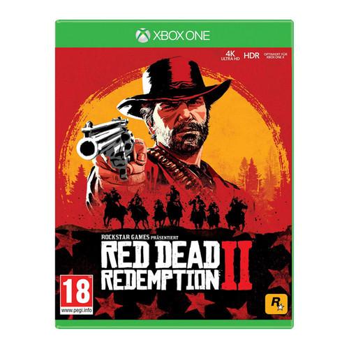 Jeu Red Dead Redemption 2 sur Xbox One (46.91€ avec le code SANTA)