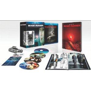 coffret special Blade Runner [Blu-ray]  4 blu ray
