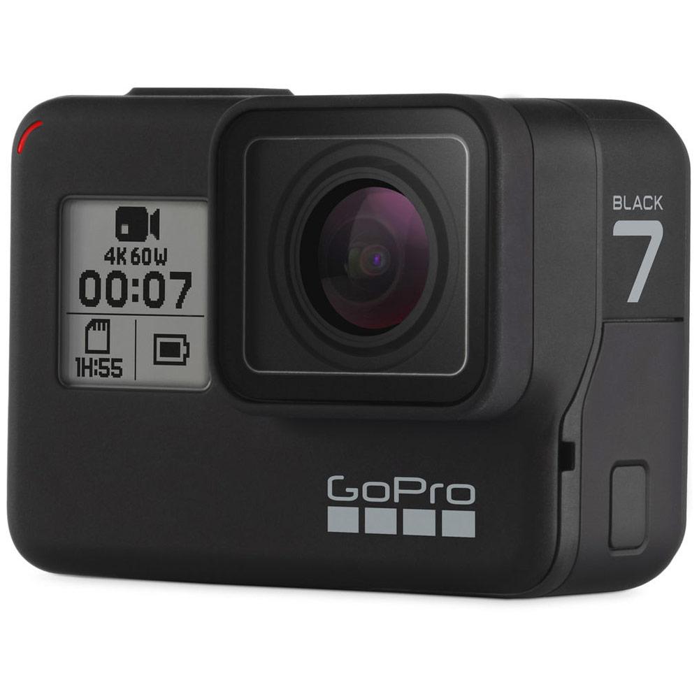 Caméra sportive GoPro Hero 7 Black (+ 57€ en SuperPoints) - Vendeur Boulanger (364.99€ avec le code BOULANGER)