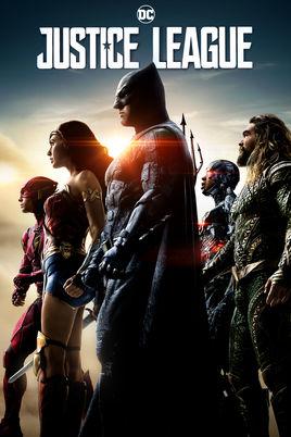 Film VOD 4K Justice League - Dolby Vision / Dolby Atmos (Dématérialisé)