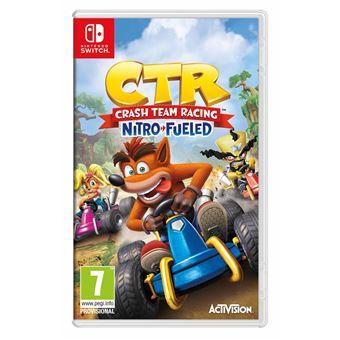 [Adhérents] Précommande : Crash Bandicoot Team Racing Nitro Fueled sur Nintendo Switch (+ 10€ sur le compte fidélité)