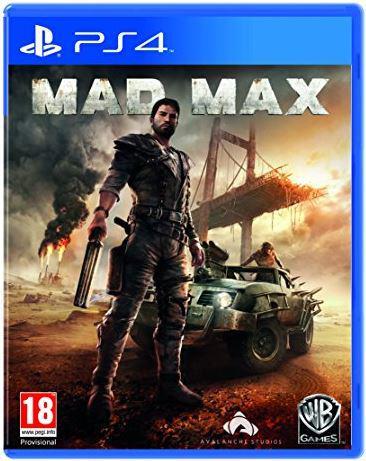 Précommande: Mad Max sur Xbox One et PS4 (Inclus DLC RIPPER)