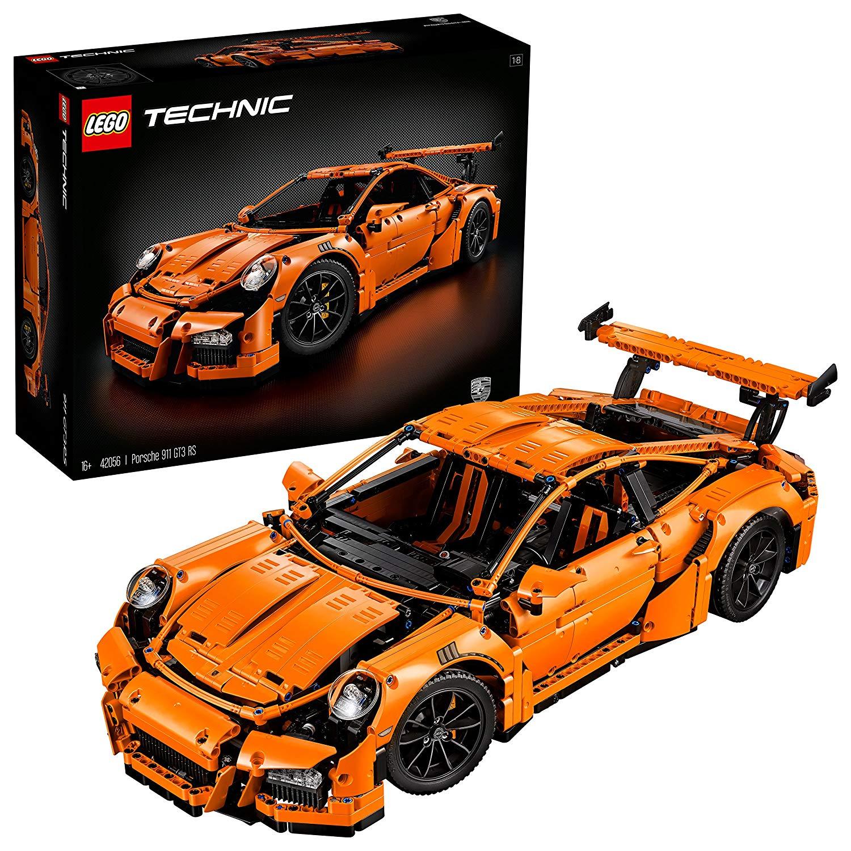 30% de réduction sur une sélection de jouets LEGO - Ex : Lego Technic Porsche 911 GT3 RS n°42056