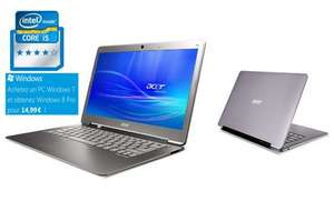 "Ultrabook 13"" Acer ASPIRE S3-951-2464G34IS"