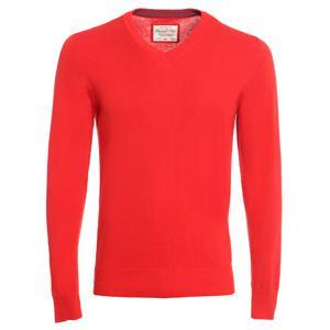 Sélection de vêtements en promo - Ex : Pull V homme basique en coton