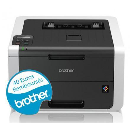 Imprimante laser couleur Brother HL-3150CDW (via ODR)