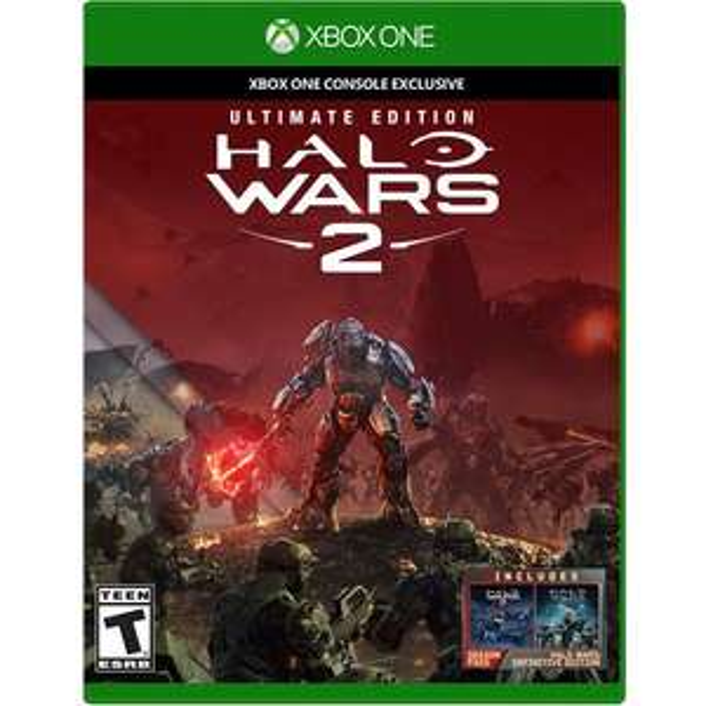 Jeu Halo Wars 2 Ultimate Edition sur Xbox One (inclus Halo Wars 1 + DLC)