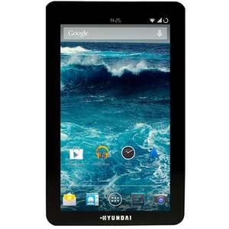 "Tablette 7"" Hyundai AT7-B noire (Dual Core, 512 Mo de Ram, 8 Go Rom)"
