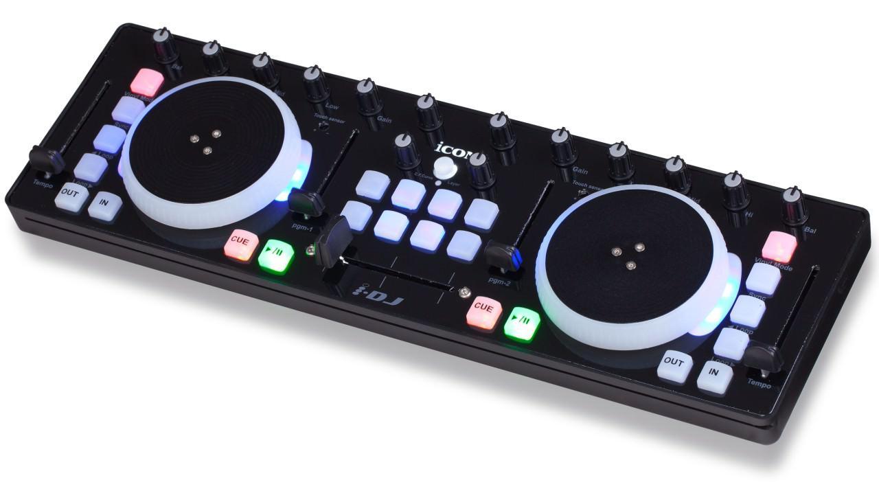 Controleur DJ USB icon iDJ