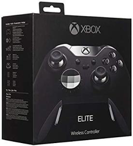 Manette sans-fil Microsoft Xbox Elite - Noir