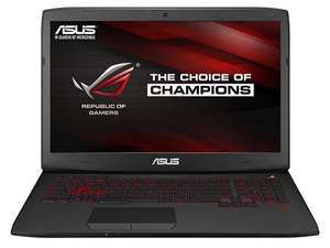 "PC 17,3"" Portable Gamer Asus ROG - Full HD, Core i7 3,6 Ghz Turbo, RAM 8Go, SSD 128Go + HDD 1To, GTX 970M 3Go"