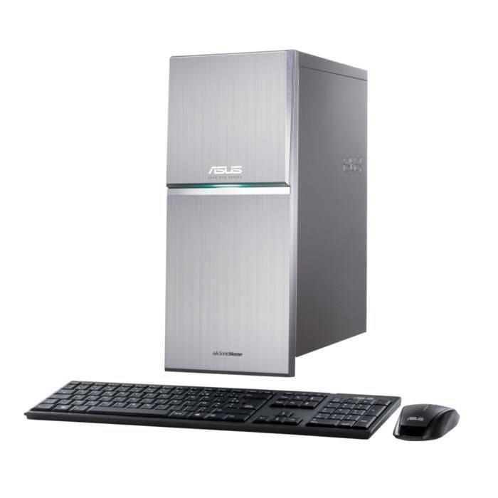 PC de Bureau Asus M70AD-FR049S (Core i7-4790S, 6Go, 1To HDD, GeForce GT730 2Go)