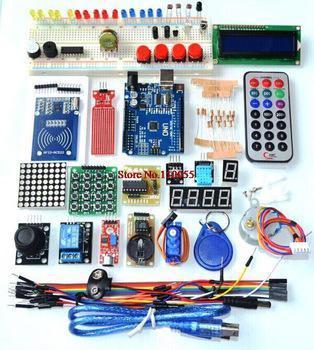Kit complet initiation à l'Arduino Uno