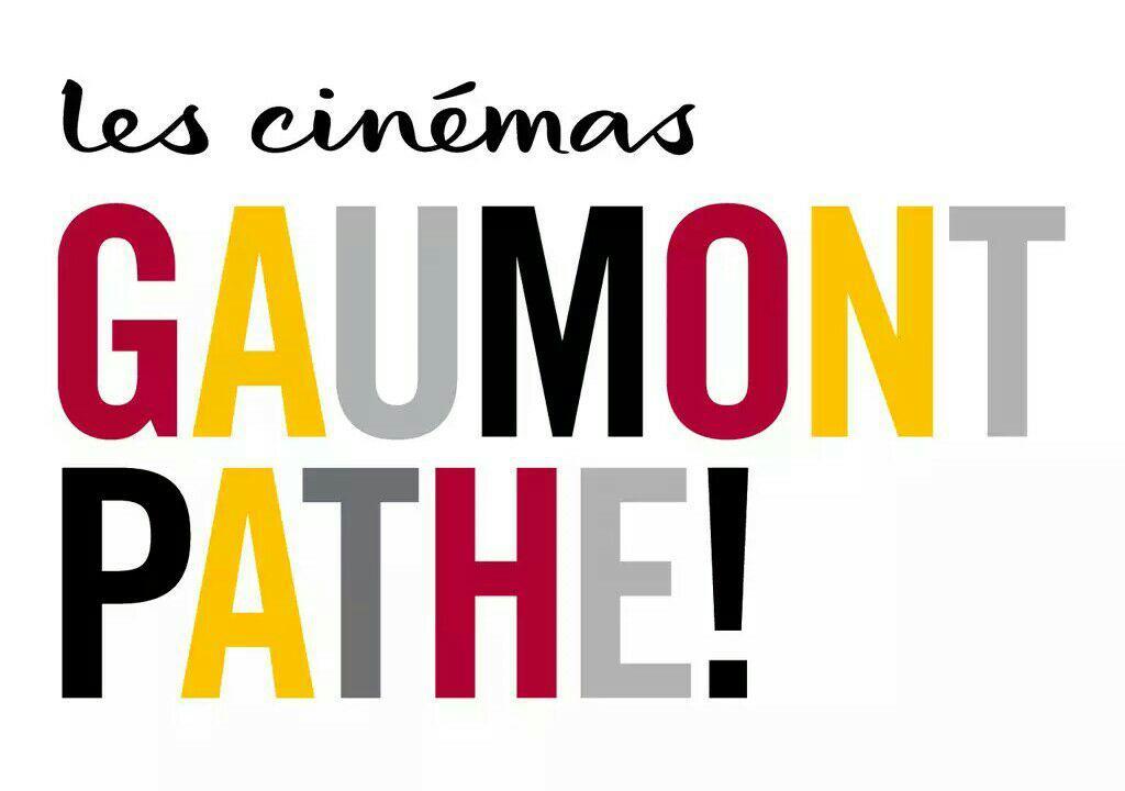 Places de cinéma Gaumont Pathé valable pour une séance