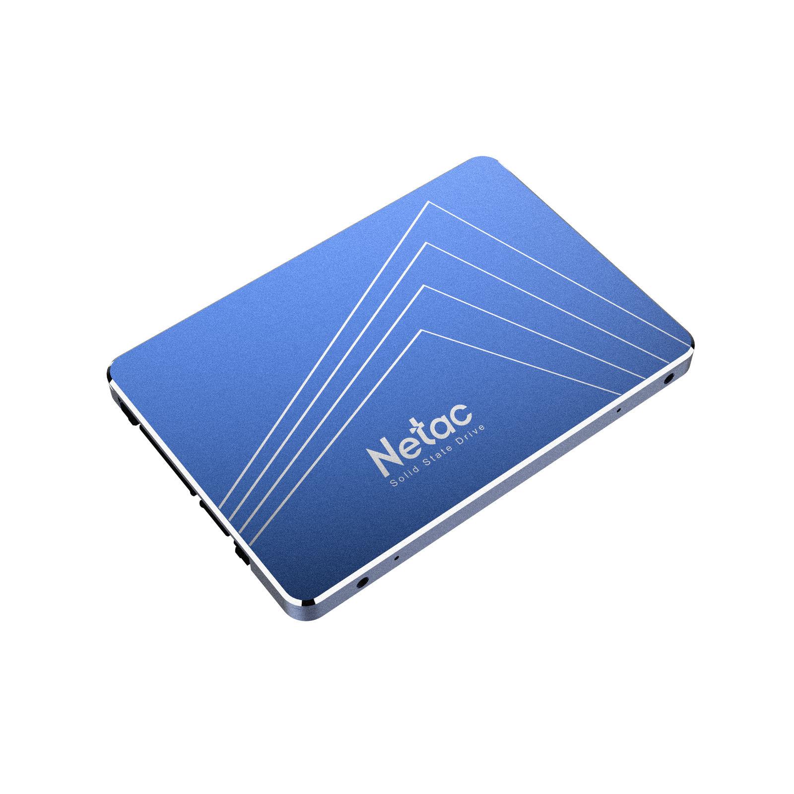 SSD interne Netac N600S (SATA 3) - 720 Go